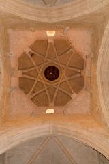 Eglise Saint-Blaise - English:  Cupola of the transept crossing.
