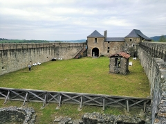 Vieux Château de Mauléon - Euskara: Mauleko gazteluko ikuspegia