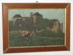 Vieux Château de Mauléon -