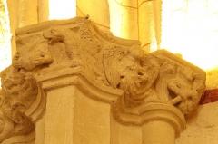 Eglise Saint-Girons - Français:   Anges et dragon