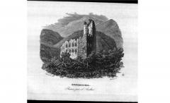 Ruines du château de Spesbourg - This picture as been uploaded as part of L'Été des régions Wikipédia.