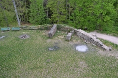 Ruines du château de Spesbourg -  DSC_0022
