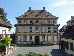 Ancien Hôtel Marco - Français:   Musée de la Folie Marco à Barr (Bas-Rhin)