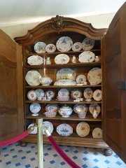 Ancien Hôtel Marco - Français:   Céramiques d\'Alsace-Lorraine (notamment Hannong et Niderviller) au musée de la Folie Marco à Barr (Bas-Rhin).