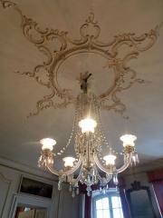 Ancien Hôtel Marco - Français:   Lustre de Murano au Musée de la Folie Marco à Barr (Bas-Rhin).