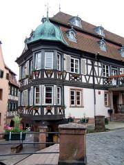Hôtel de ville -  Barr, Alsace