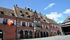 Hôtel de ville - Deutsch: Barr (Elsass), Rathaus