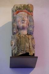 Ancienne chapelle castrale Saint-Georges et halle aux blés -  Alsace, Bas-Rhin, Bouxwiller, Musée du Pays de Hanau,