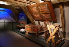 Ancienne chapelle castrale Saint-Georges et halle aux blés -  Alsace, Bas-Rhin, Bouxwiller, Musée du Pays de Hanau, Salle