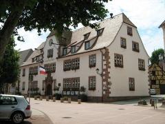 Hôtel de ville - Français:   Mairie de Bouxwiller (67)