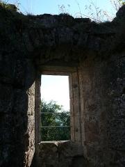 Ruines du château de Schoeneck -  P1080566