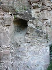 Ruines du château de Schoeneck -  P1080509