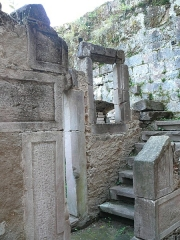 Ruines du château de Schoeneck -  P1080474