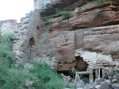 Ruines du château de Schoeneck -  P1080567
