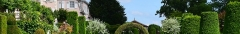 Domaine du château de Kolbsheim (également sur commune de Ernolsheim-sur-Bruche) -  Le chateau et le parc de Kolbsheim
