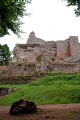 Ruines du château de Fleckenstein -  Holiday_034