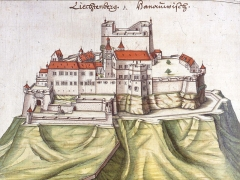 Forteresse - German cartographer, engineer, architect and author