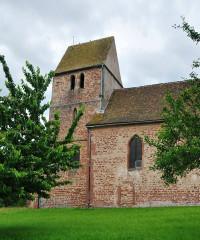 Eglise de Sindelsberg - Deutsch: Sindelsberg, Kapelle