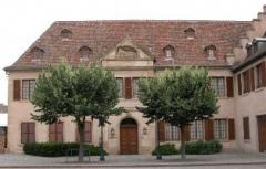 Ancienne chartreuse - Vue extérieure du Musée de la Chartreuse de Molsheim