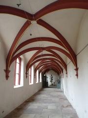 Ancienne chartreuse - Chartreuse de Molsheim (Bas-Rhin)