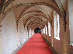 Ancienne chartreuse - Deutsch: Kreuzgang der Kartause Molsheim