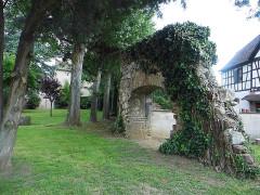 Enceinte médiévale de la ville (vestiges du mur) -  Molsheim