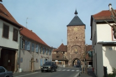 Tour des Forgerons -  Porte des Forgerons - Molsheim (Bas-Rhin)