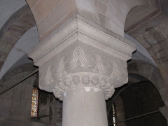Eglise Saint-Pierre-et-Paul - This object is indexed in the base Palissy, database of the French furniture patrimony of the French ministry of culture,under the referencesIM67001252 and IM67001254.