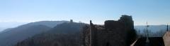 Ruines du château de Hohbarr ou Haut-Barr -  Château du Haut-Barr (avec Grand- et Petit-Geroldseck) IMG_5696