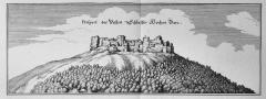 Ruines du château de Hohbarr ou Haut-Barr -