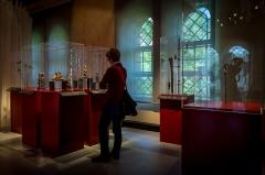 Château d'eau -  Musée Vodou collection Arbogast Strasbourg mai 2014