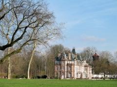 Château de Pourtalès -  See where this picture was taken. ?