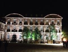 Lycée Fustel de Coulanges, ancien Collège des Jésuites -  Strasbourg, September 2013