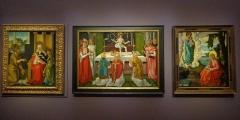 Ancienne commanderie Saint-Jean - Deutsch: Ehemaliger Altar der Johanniterkommende Straßburg, heute verteilt auf drei US-amerikanische Museen