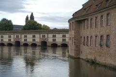 Ancienne commanderie Saint-Jean -  Lock @ Strasbourg