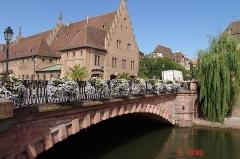 Ancienne douane -  Pont du Corbeau  Strasbourg