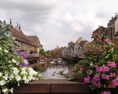 Ancienne douane -  Pont du Corbeau, Strasbourg