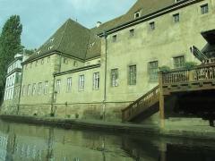 Ancienne douane -  Restaurant  L'Ancienne Douane Strasbourg