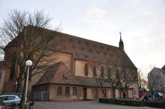 Eglise catholique Saint-Jean-Baptiste -  Église Saint-Jean de Strasbourg