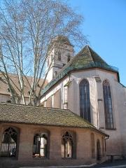 Eglise Sainte-Madeleine -  See where this picture was taken. ?
