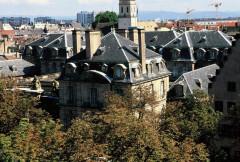 Eglise Sainte-Madeleine -  Cathedral View