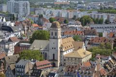 Eglise Sainte-Madeleine -  Starsbourg