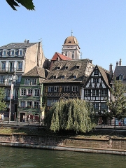 Eglise Sainte-Madeleine -  Straßburg