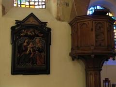 Eglise protestante Saint-Pierre-le-Vieux - Alsace, Bas-Rhin, Église protestante Saint-Pierre-le-Vieux de Strasbourg (PA00085031). Relief