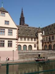 Anciennes Grandes Boucheries -  Strasbourg