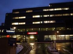 Ancien Hôpital Civil, actuellement Hôpital Universitaire de Strasbourg -  Les urgences du Nouvel Hopital Civil de Strasbourg