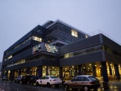 Ancien Hôpital Civil, actuellement Hôpital Universitaire de Strasbourg -  Le Nouvel Hopital Civil de Strasbourg