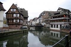 Maison - Français:  Quartier de la Petite France