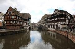 Maison - English: La Petite France, Strasbourg, Alsace, France