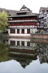 Maison des Tanneurs -  Petite reflection